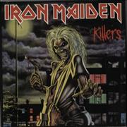 Click here for more info about 'Iron Maiden - Killers - 180gm'