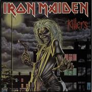 Iron Maiden Killers - 1st UK vinyl LP
