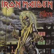 Click here for more info about 'Iron Maiden - Killers - Black Vinyl'