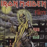 Click here for more info about 'Iron Maiden - Killers - Red Vinyl'