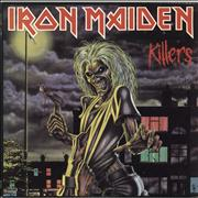 Iron Maiden Killers USA vinyl LP