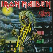 Click here for more info about 'Iron Maiden - Killers'