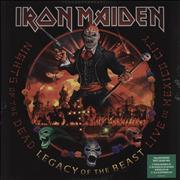 Click here for more info about ' - Legacy Of The Beast - Live In Mexico City - Coloured Vinyl - Sealed'
