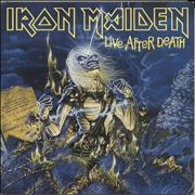 Click here for more info about 'Iron Maiden - Live After Death + Booklet - EX'