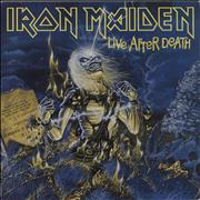 Click here for more info about 'Iron Maiden - Live After Death + Merch Insert'