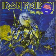 Click here for more info about 'Iron Maiden - Live After Death - Price Attack Stickered'