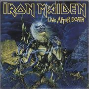 Click here for more info about 'Iron Maiden - Live After Death - Record Club Issue - Sealed'