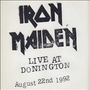 Click here for more info about 'Iron Maiden - Live At Donington - Holland'