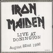 Click here for more info about 'Iron Maiden - Live At Donington'