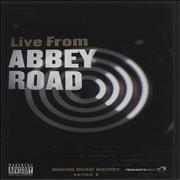 Iron Maiden Live From Abbey Road - Making Music History Series 1 UK DVD