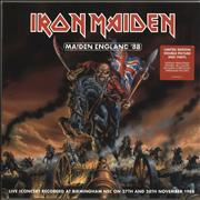 Click here for more info about 'Iron Maiden - Maiden England '88'