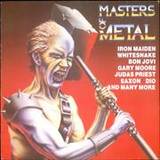 Click here for more info about 'Iron Maiden - Master Of Metal'