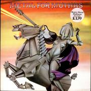 Click here for more info about 'Various-Rock & Metal - Metal For Muthas - Stickered'