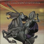 Click here for more info about 'Various-Rock & Metal - Metal For Muthas'