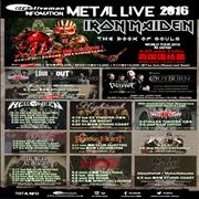 Click here for more info about 'Iron Maiden - Metal Live 2016'