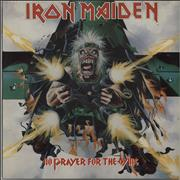 Click here for more info about 'Iron Maiden - No Prayer For The Dying - Picture sleeve'