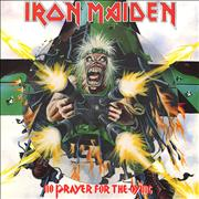 Click here for more info about 'Iron Maiden - No Prayer For The Dying - p/s EX'