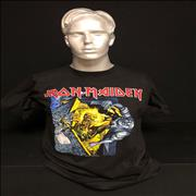 Iron Maiden No Prayer On The Road - Album Artwork - XL UK t-shirt