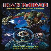 Click here for more info about 'Iron Maiden - Official Calendar 2011'