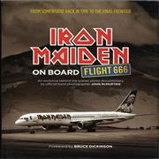 Click here for more info about 'Iron Maiden - On Board Flight 666'