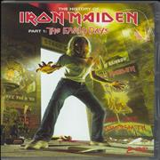 Click here for more info about 'Iron Maiden - Part 1: The Early Days'