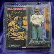 Click here for more info about 'Iron Maiden - Piece Of Mind - 8-inch Eddie Clothed Action Figure'