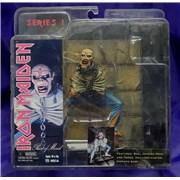 Iron Maiden Piece Of Mind - Series 1 UK Toy