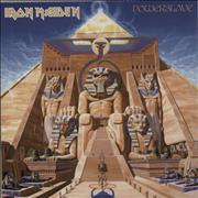 Click here for more info about 'Powerslave - 180gram Vinyl + Sealed'