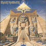 Click here for more info about 'Iron Maiden - Powerslave - Sealed'