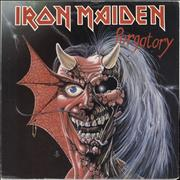 Click here for more info about 'Iron Maiden - Purgatory - P/S - EX'