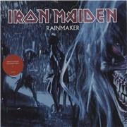 """Iron Maiden Rainmaker - EX UK 7"""" vinyl"""