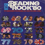 Click here for more info about 'The Reading Festival - Reading Rock '80'