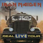 Click here for more info about 'Iron Maiden - Real Live Tour'