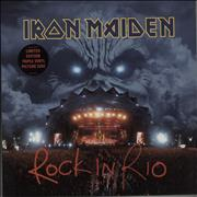 Click here for more info about 'Iron Maiden - Rock In Rio - EX'