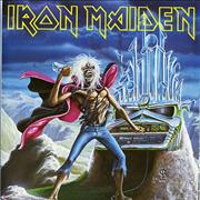 Click here for more info about 'Iron Maiden - Run To The Hills + Christmas Card'