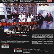 Click here for more info about 'Iron Maiden - 'Run To The Hills' Nouveaux CD-maxis'