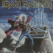 Click here for more info about 'Iron Maiden - Run To The Hills + Sleeve'