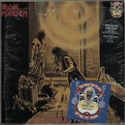 Click here for more info about 'Iron Maiden - Running Free / Sanctuary + Voucher'
