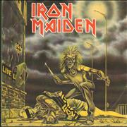Click here for more info about 'Iron Maiden - Sanctuary - Censored P/S - VG'