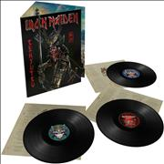 Click here for more info about 'Iron Maiden - Senjutsu - Black Vinyl - Sealed'