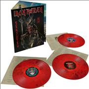 Click here for more info about ' - Senjutsu - Red & Black Marble Vinyl - Sealed'