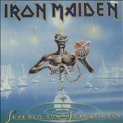 Click here for more info about 'Iron Maiden - Seventh Son Of A Seventh Son - EX'