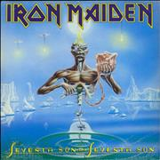Click here for more info about 'Iron Maiden - Seventh Son Of A Seventh Son - Complete - Shrink'
