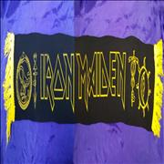 Click here for more info about 'Iron Maiden - Seventh Tour Of A Seventh Tour - Black & Yellow Scarf'