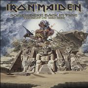 Click here for more info about 'Iron Maiden - Somewhere Back In Time: The Best Of'