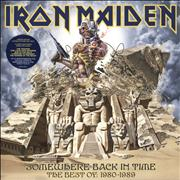 Click here for more info about 'Iron Maiden - Somewhere Back In Time'