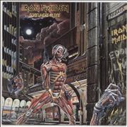 Click here for more info about 'Iron Maiden - Somewhere In Time + merchandise insert'