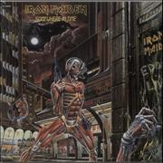 Click here for more info about 'Iron Maiden - Somewhere In Time - Record Club - Sealed'