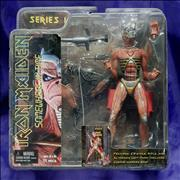 Iron Maiden Somewhere In Time - Series 1 UK Toy