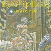 Click here for more info about 'Iron Maiden - Somewhere In Time - 1st Issue'